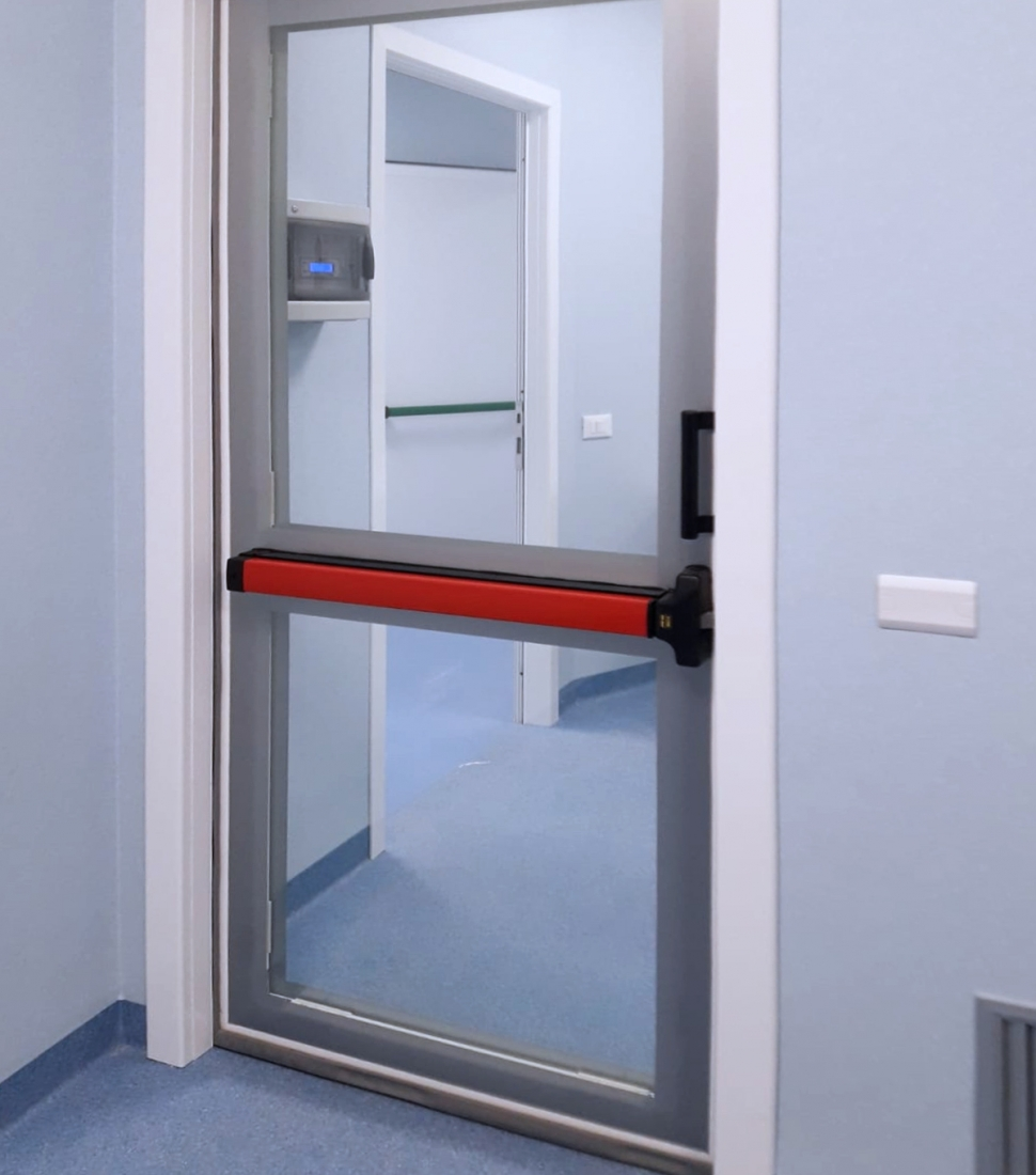 porta ospedaliera