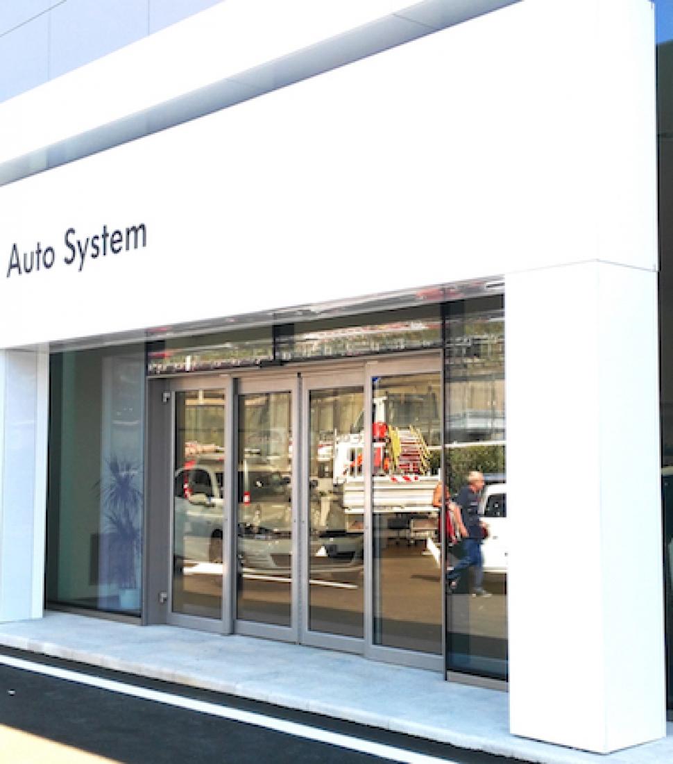automatic door sivision