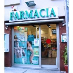 porta automatica per farmacia
